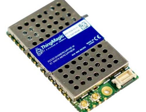 xPRESS Sensor Hub with Micro-LTE RFID Module