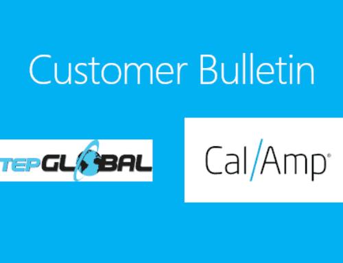 Customer Bulletin – Security and the LMU-3030