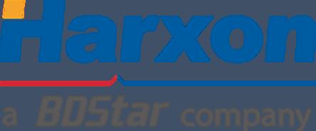 harxon logo blue